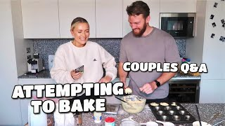 BAKING MUFFNUTS WITH JOE + COUPLES Q&A