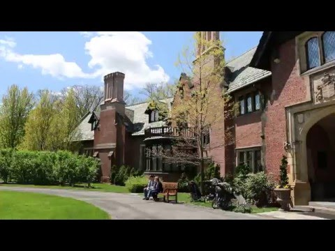Stan Hywet Hall and Gardens, Inside, Akron, OH (Part 1)