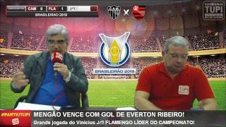 Atlético-MG 0 x 0 Flamengo - 7ª Rodada - Brasileirão - 26/05/2018 - AO VIVO