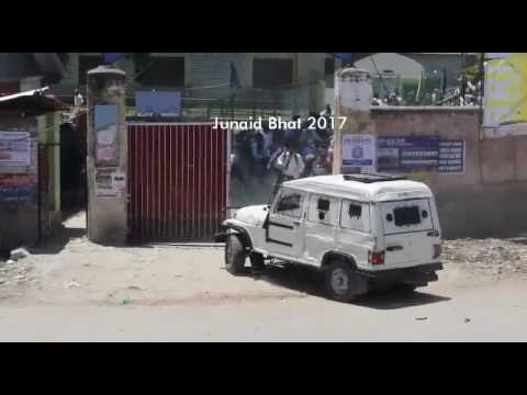 Clashes Erupt in Sopore Town After Student Protest At Sopore