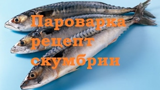 Пароварка рецепт скумбрии