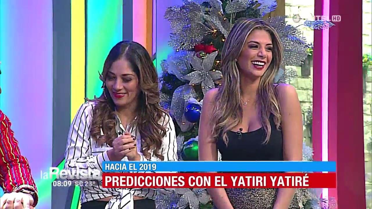Humor: Conoce las predicciones del Yatiri Yatiré para Fermín y Anabel