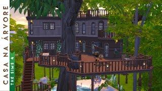 Construindo uma Casa na Árvore | The Sims 4