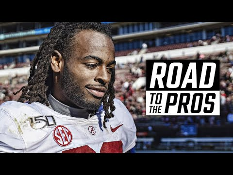 Najee Harris: Road to the Pros Episode 2