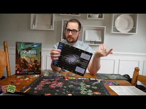 Review: Space Empires 4X: Close Encounters from GMT Games - The Players' Aid