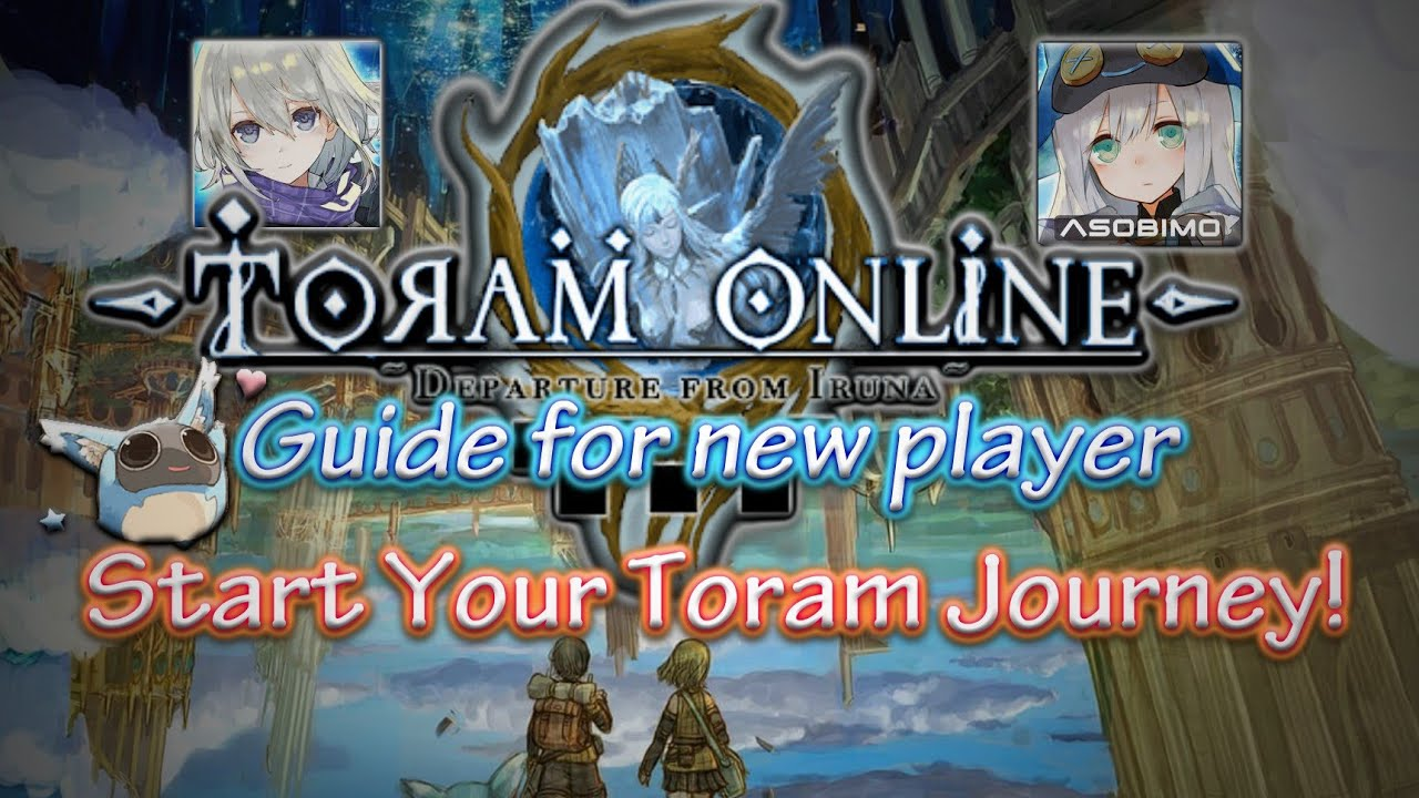 Toram Online - Beginner's Guide: 7 Things New Players Should Know about  Toram!