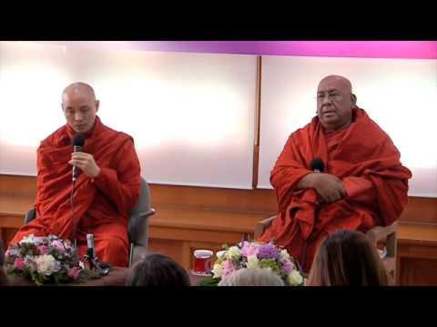 Seoul Dhamma Talk(6.6.2015)