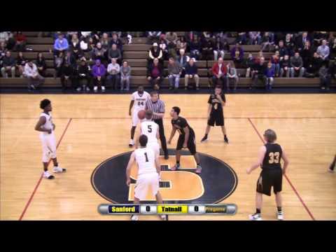 Boys' Basketball vs. Tatnall