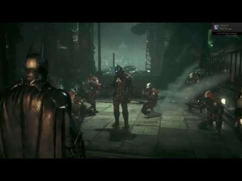 Batman  Arkham Knight lo scontro tra i cavalieri si avvicina I7 4960x gtx 780 Ti x 2  NVIDIA PhysX