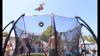 GT Games Freestyle Trampoline Series