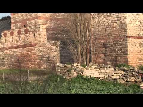 ISTANBUL   Walls of Constantinople