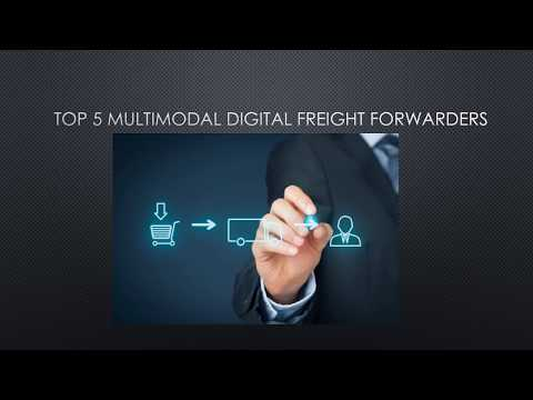 Become a Digital Freight Forwarder