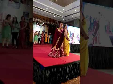 IBA seminar in New katni 22 September 2019 Western bridal makeup and other competition
