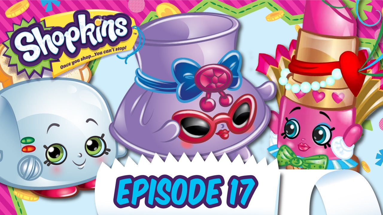 shopkins cartoon episode - photo #22
