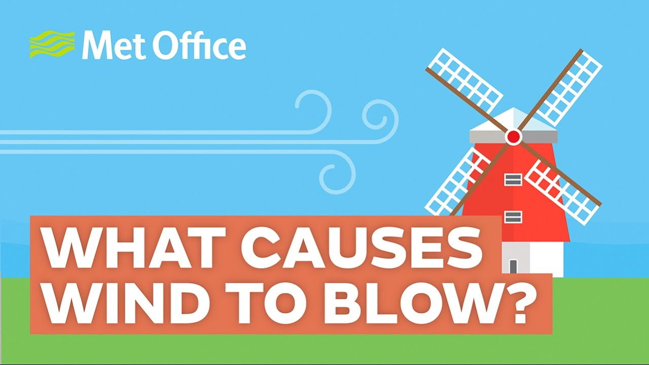 What causes wind to blow? - YouTube