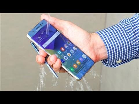 First Look: Samsung Galaxy Note 7
