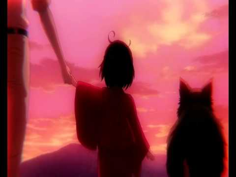 Hakkenden -Touhou Hakken Ibun- Ep 15(2) Insert song. Shinos song