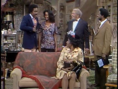 Sanford And Son The Engagement Man Always Rings Twice