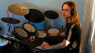 Nightwish Amaranth instrumental drum cover