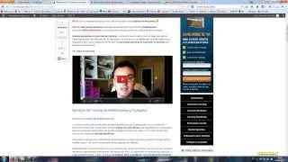 Cómo hacer un blog - Contratar hosting con Webempresa o Hostgator