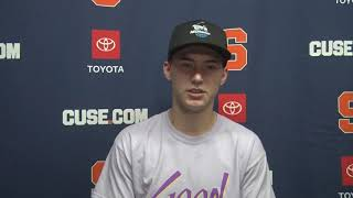 Chase Scanlan Press Conference | UAlbany Postgame