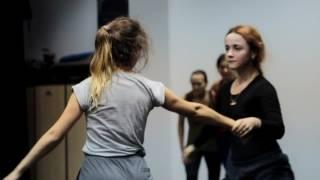 Kyiv сontemporary dance weekend - преподаватель Антон Сафонов - партнеринг