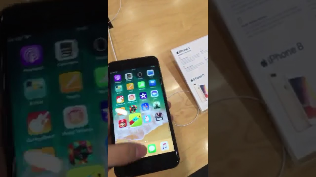 size 40 8457e 89758 Apple iphone 8 Plus brand new touch not working