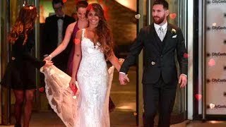Lionel Messi's Wedding | Official Video MUST WATCH!  Argentina hosts