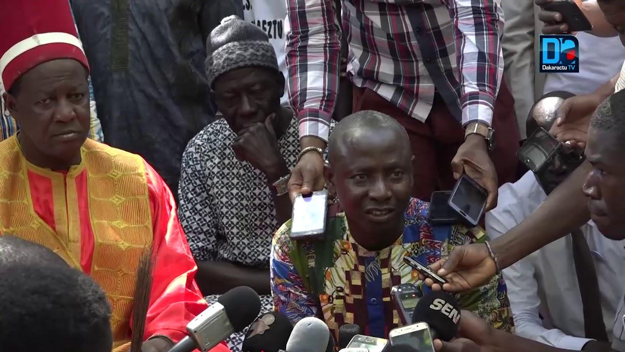 Roi d'Oussouye à Sonko :''il est jeune mais pour cette première, il a un succès..''»