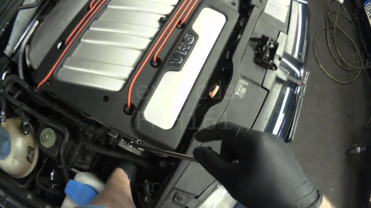 vw a4 vr6 afp removing serpentine belt tensioner vw a4 vr6 afp removing serpentine belt tensioner
