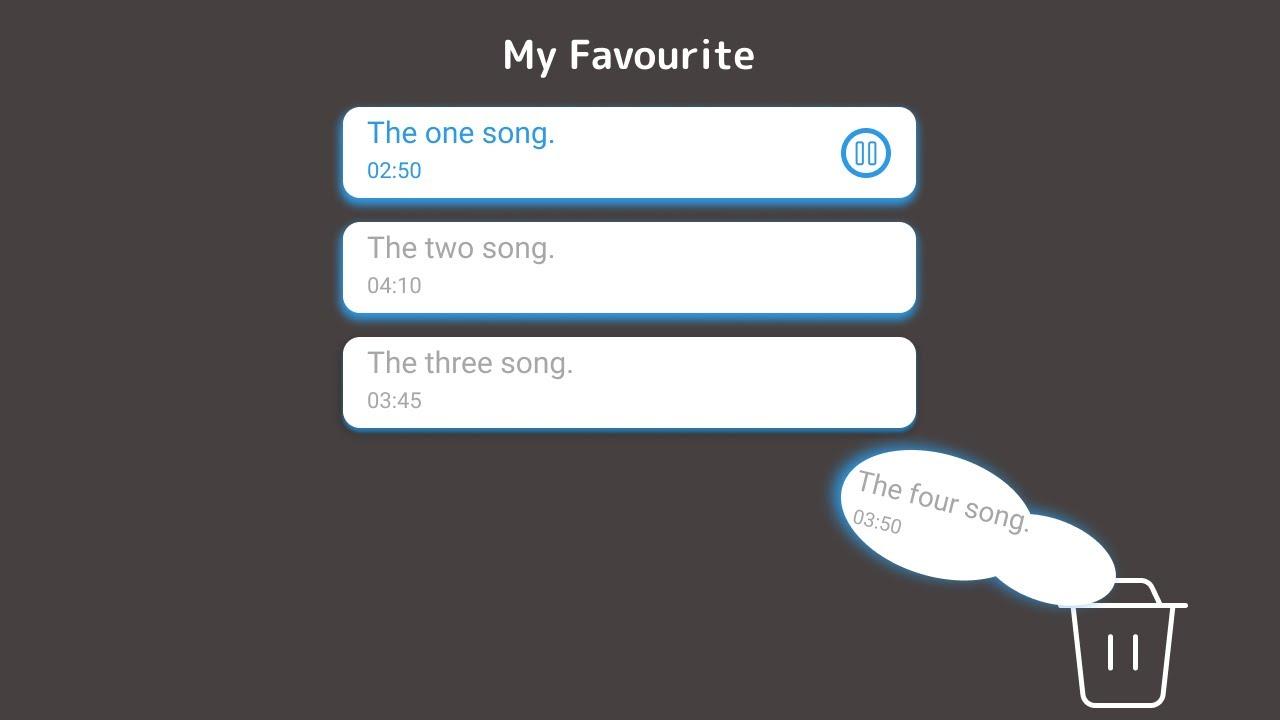 React Native Audio Player - Remove Playlist - #33