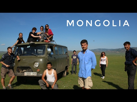 Mongolia: a travel documentary