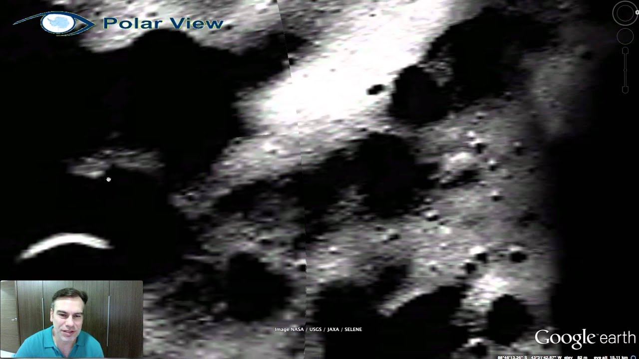 Alien Base Found On Google Moon Map, Sept 7, 2015, UFO