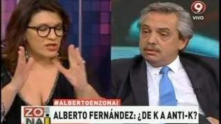 """Alberto Fernández: """"Estatizar Ciccone fue para borrar pruebas"""""""