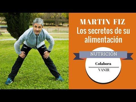 Descubre la dieta de Martin Fiz que le ha funcionado durante sus años como profesional