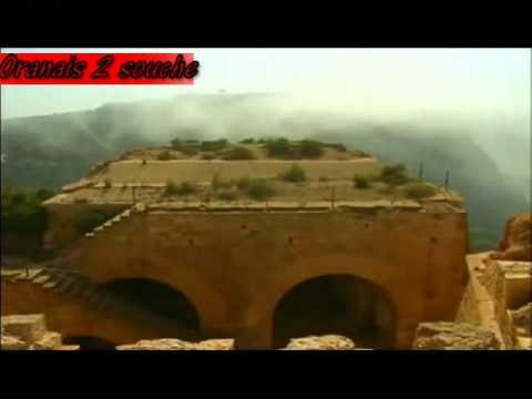 Oran:Le fort de Santa-Cruz et l'ex synagogue d'Oran (En Arabe)