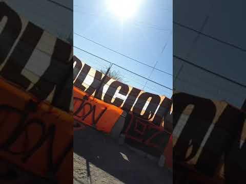 Revolucion Huracan Naranja RVL