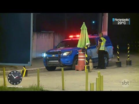 Criança é baleada durante ataque a tiros na Baixada Fluminense | SBT Notícias (20/03/18)