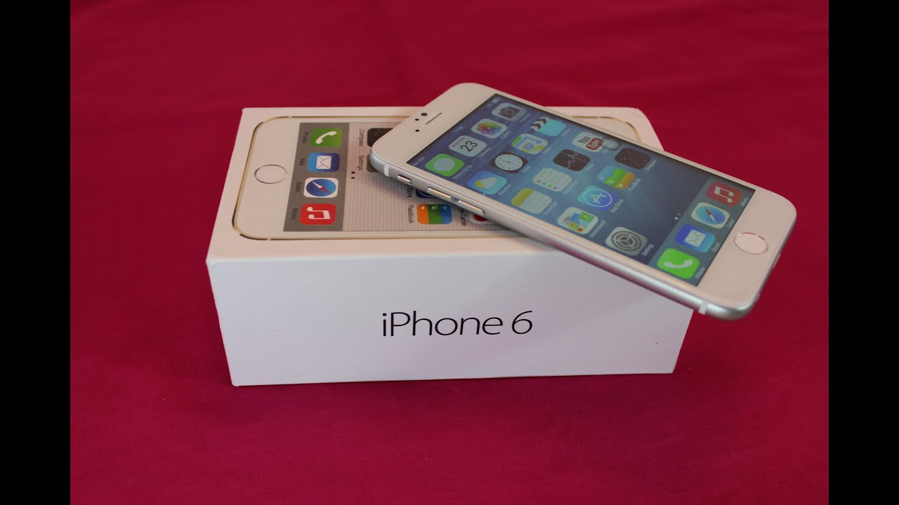 FAKE IPhone 6 Unboxing