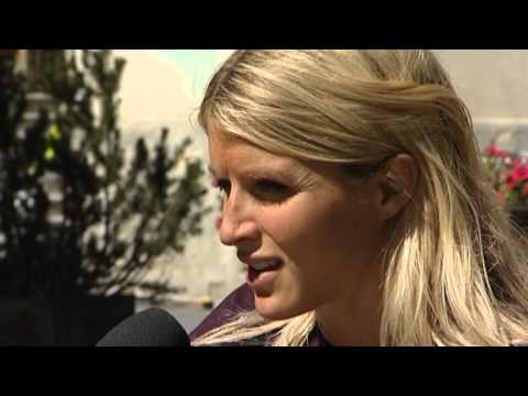 THERESE JOHAUG Interview about the next season