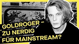 """Goldroger: Wie er uns auf """"Diskman Antishock"""" in seinen Kosmos lockt II PULS Musik Analyse"""