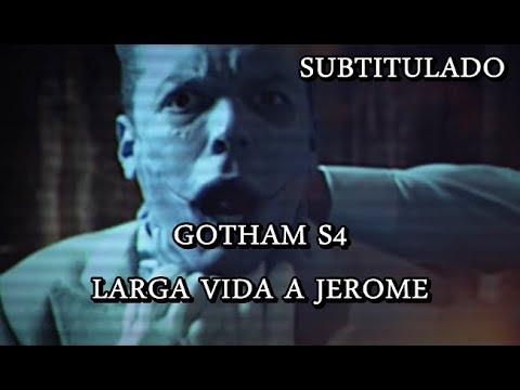 Gotham Season 4: Long Live Jerome - Subtitulado