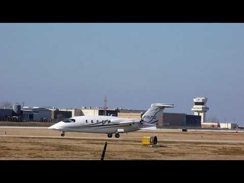 Piaggio Aero P180 Avanti II spotted at Addison Airport