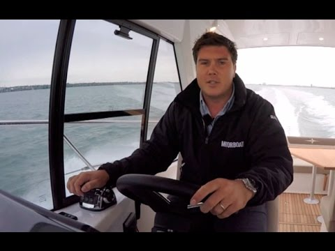 Bavaria Sport 330 from Motor Boat & Yachting