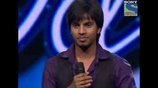 awain awain full song By Amit Kumar in Indian Idol