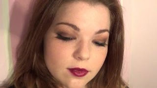 Prom Makeup tutorial mainly drugstore Thumbnail