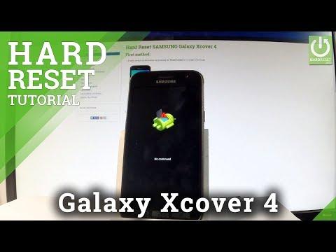 timeless design 30a95 56e9a SAMSUNG Galaxy Xcover 4 HARD RESET / Bypass Screen Lock / Restore ...