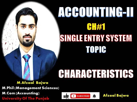 single-entry-system#-characteristics-of-single-entry-system-#
