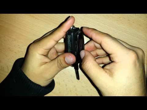 schlüssel sprinter batterie wechseln
