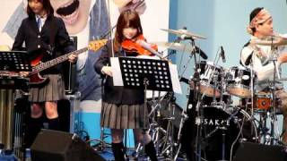 2011.3.21大阪ツイン21で行われた、よみうりテレビ「す・またん」出演者...
